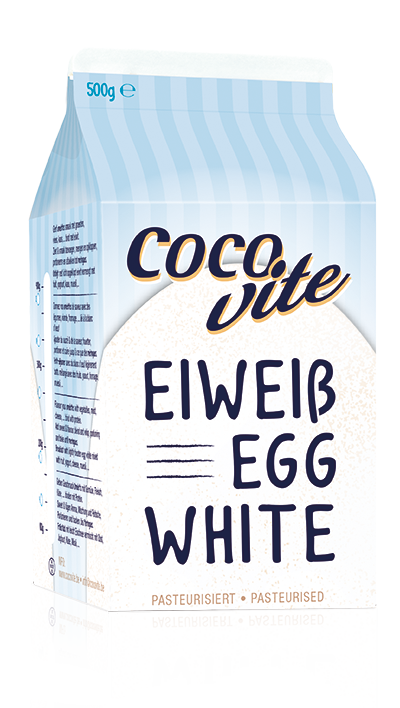 Liquid egg whites 500g